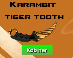 tiger tooh