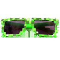 minecraft solbriller grøn