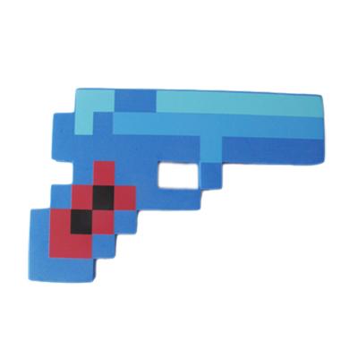 Minecraft-gun-blå