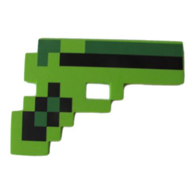Minecraft-gun-grøn